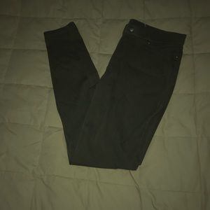 HUE army green Jeggins